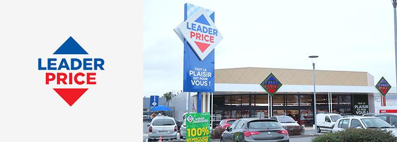 leaderprice enseigne recrutement Casino