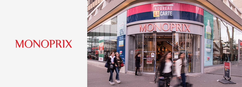 monoprix enseigne emploi Casino